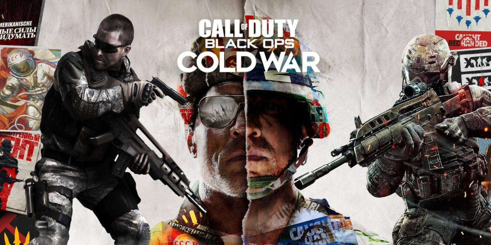 Call of Duty Black Ops: Cold War Update
