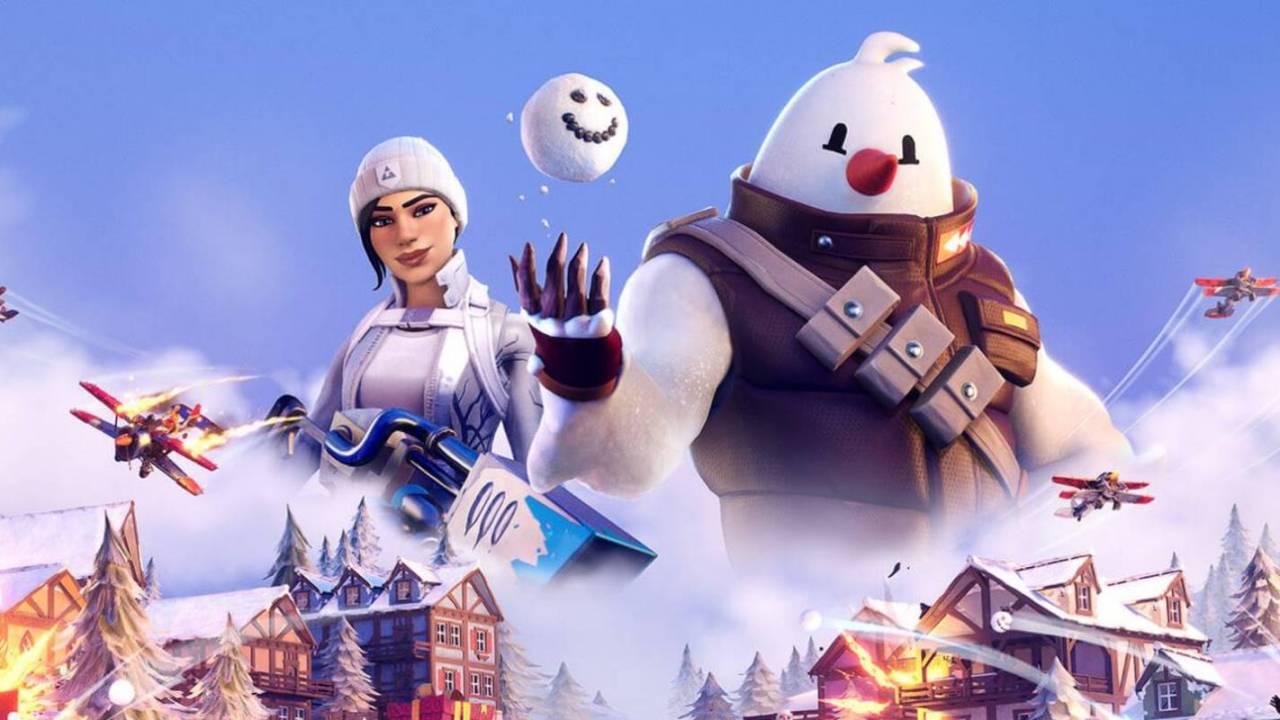 Fortnite Snowmando Quest