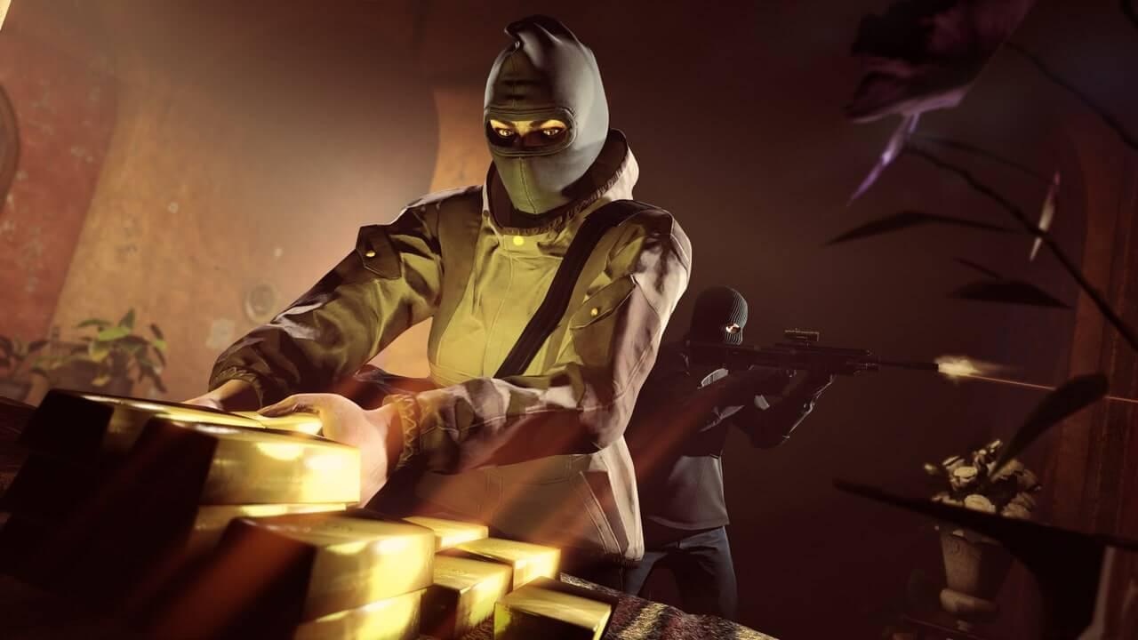 GTA V: More Single player heists