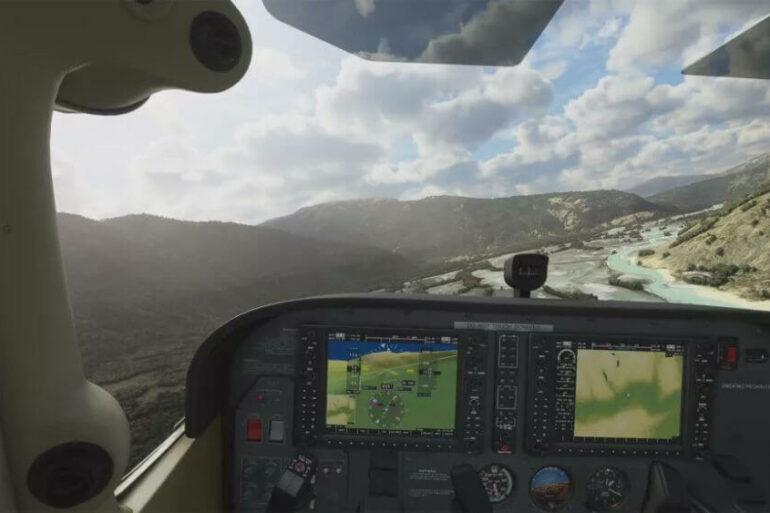 Microsoft Flight Simulator gets a FREE VR update!