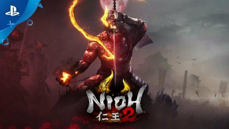 Nioh 2 receives new update