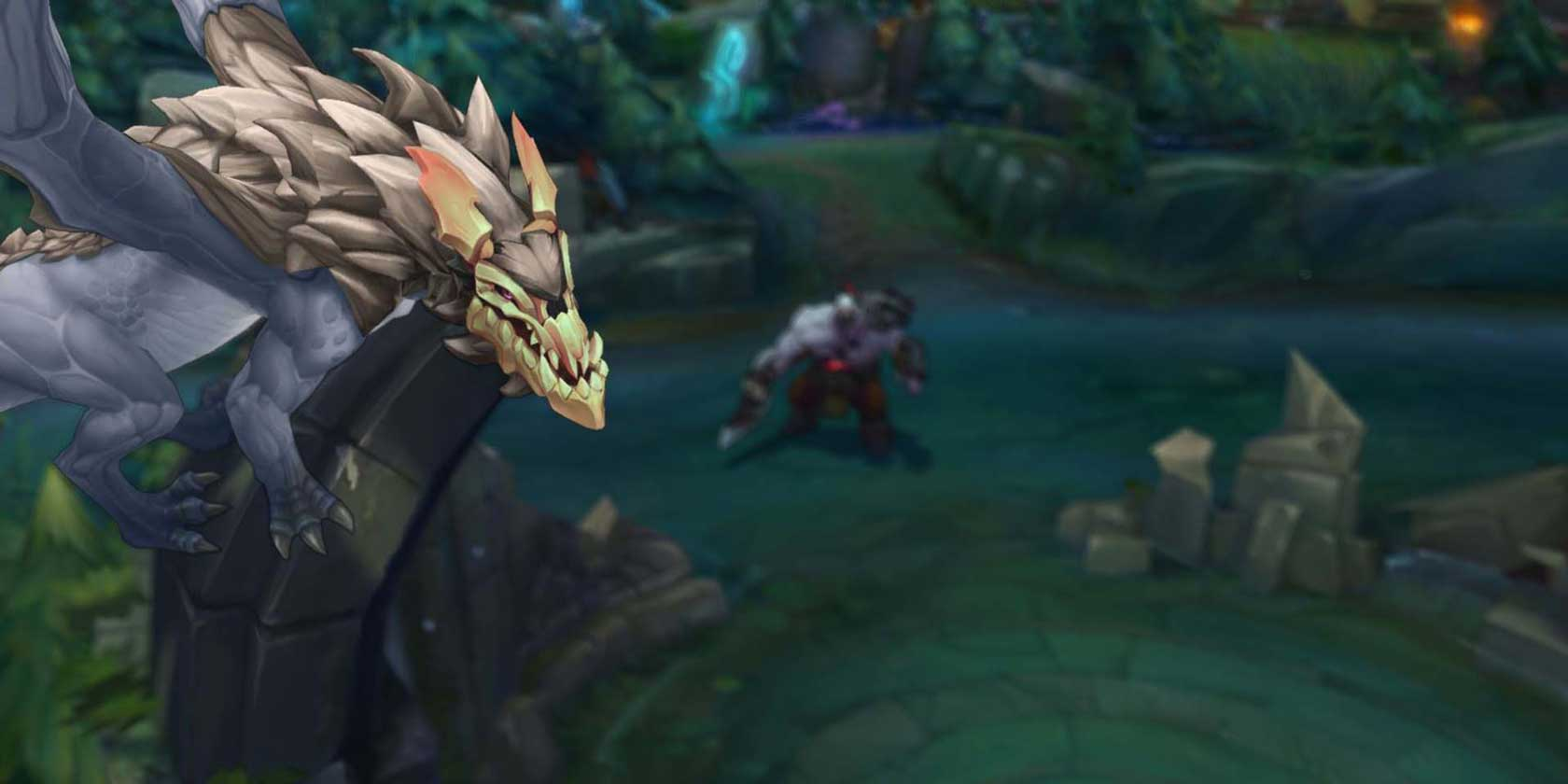 League of Legends, Turrets and Inhibitors on the Way