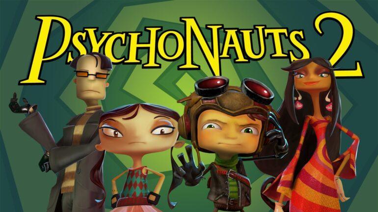 psychonauts2 logo