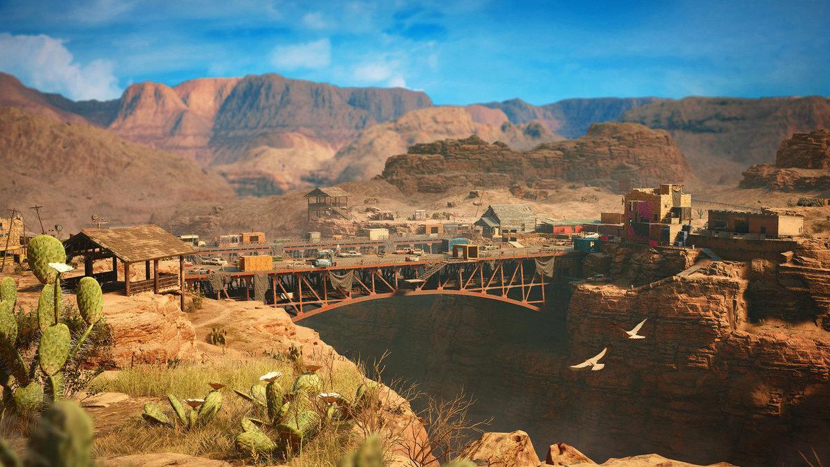 Far Cry 6 the mision