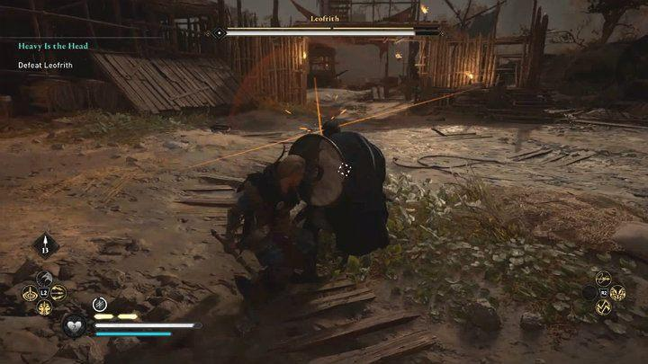 Assassins Creed Valhalla Leofrith
