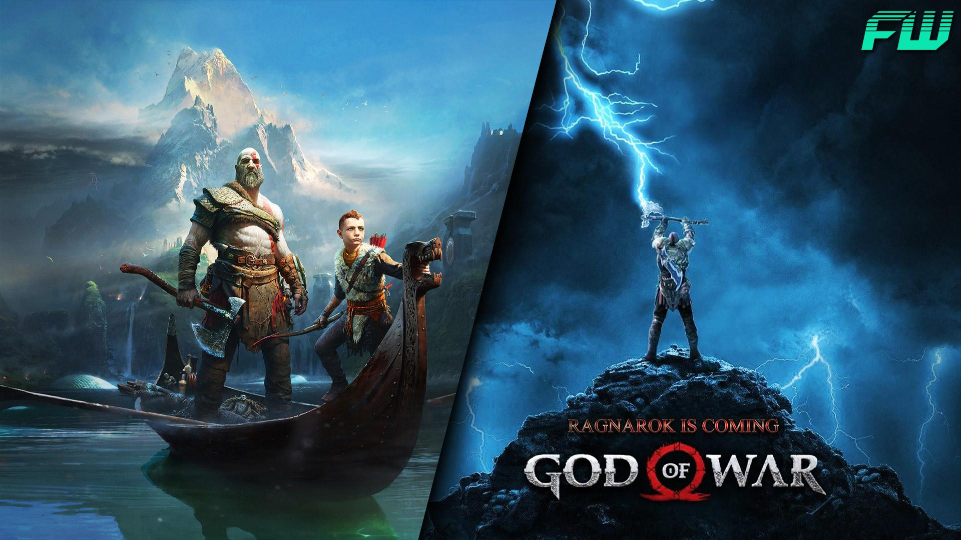 God of War Ragnarok Updates