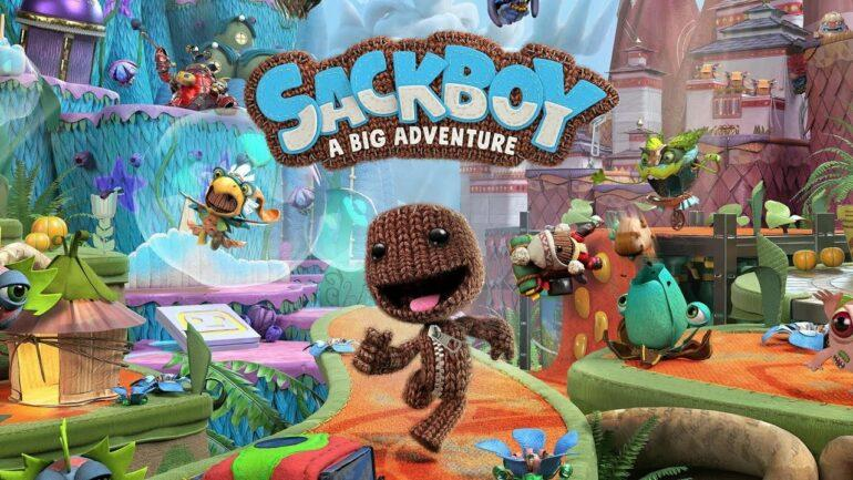 Sackboy A Big Adventure Updates
