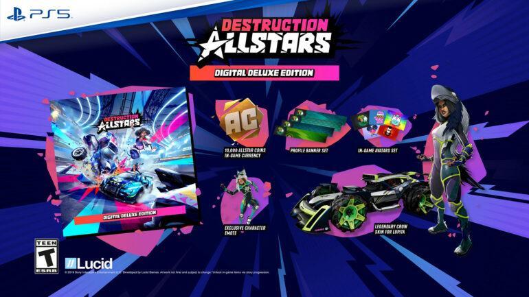 Destruction AllStars Updates