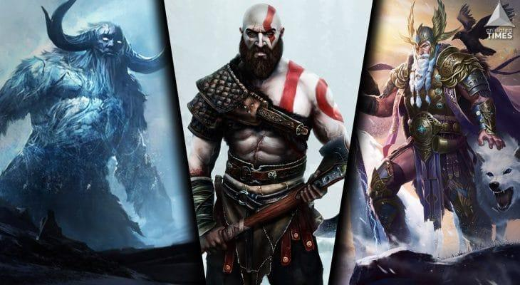 God of War Ragnarok trailer, gameplay