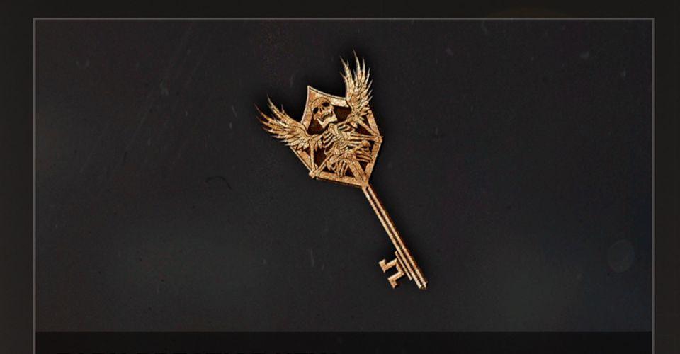 COD Black Ops Prestige Keys