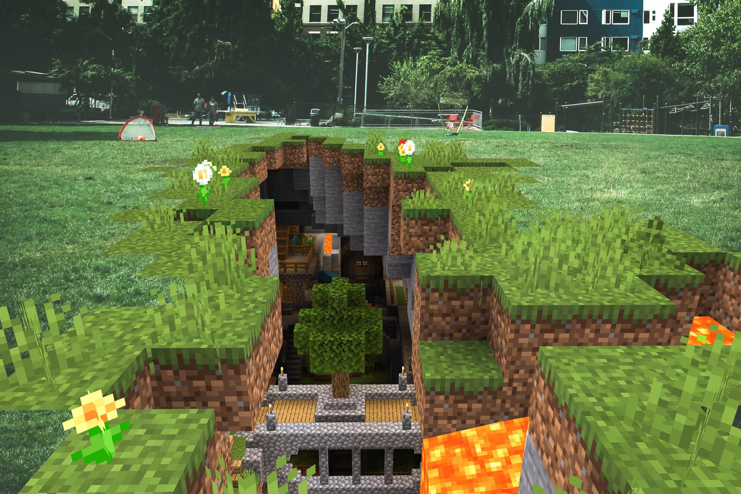 Minecraft Earth Updates and Changes