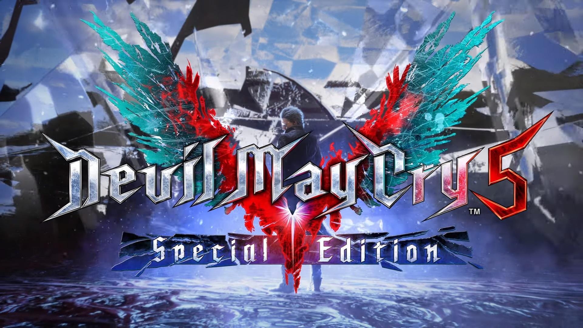 Devil May Cry 5 updates