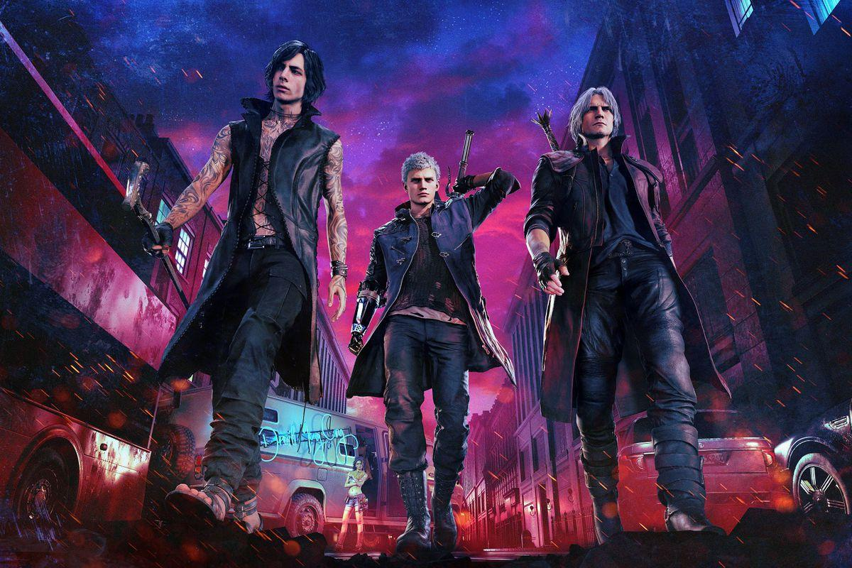 Devil May Cry 5 Ray Tracing & Other Upgrades