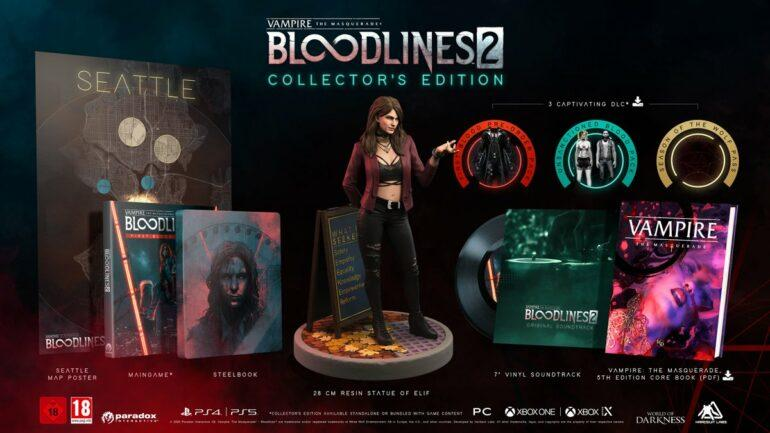 Vampire The Masquerade Bloodlines 2 Updates