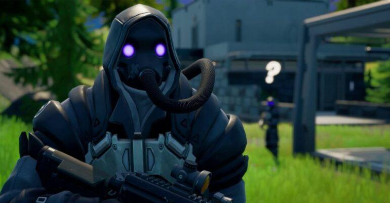 Fortnite Defeat IO Guards