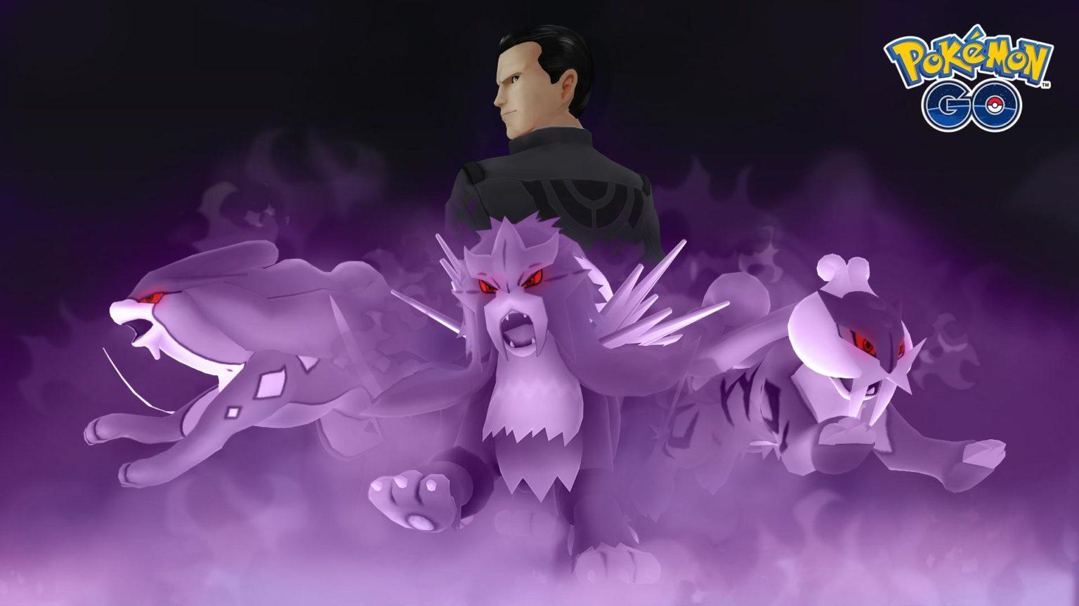 Pokemon GO find Giovanni