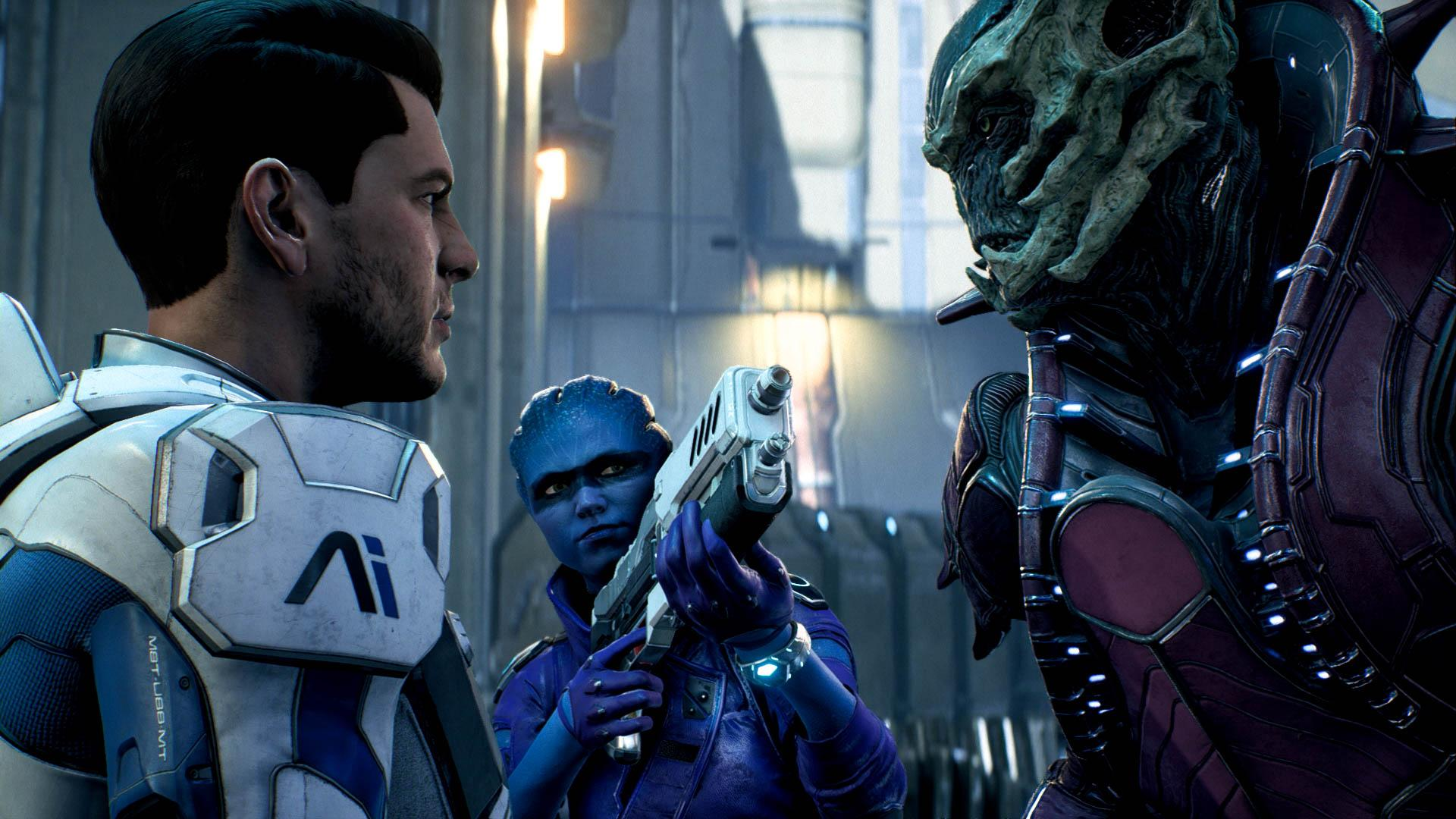 Mass Effect 5 trailer and release date