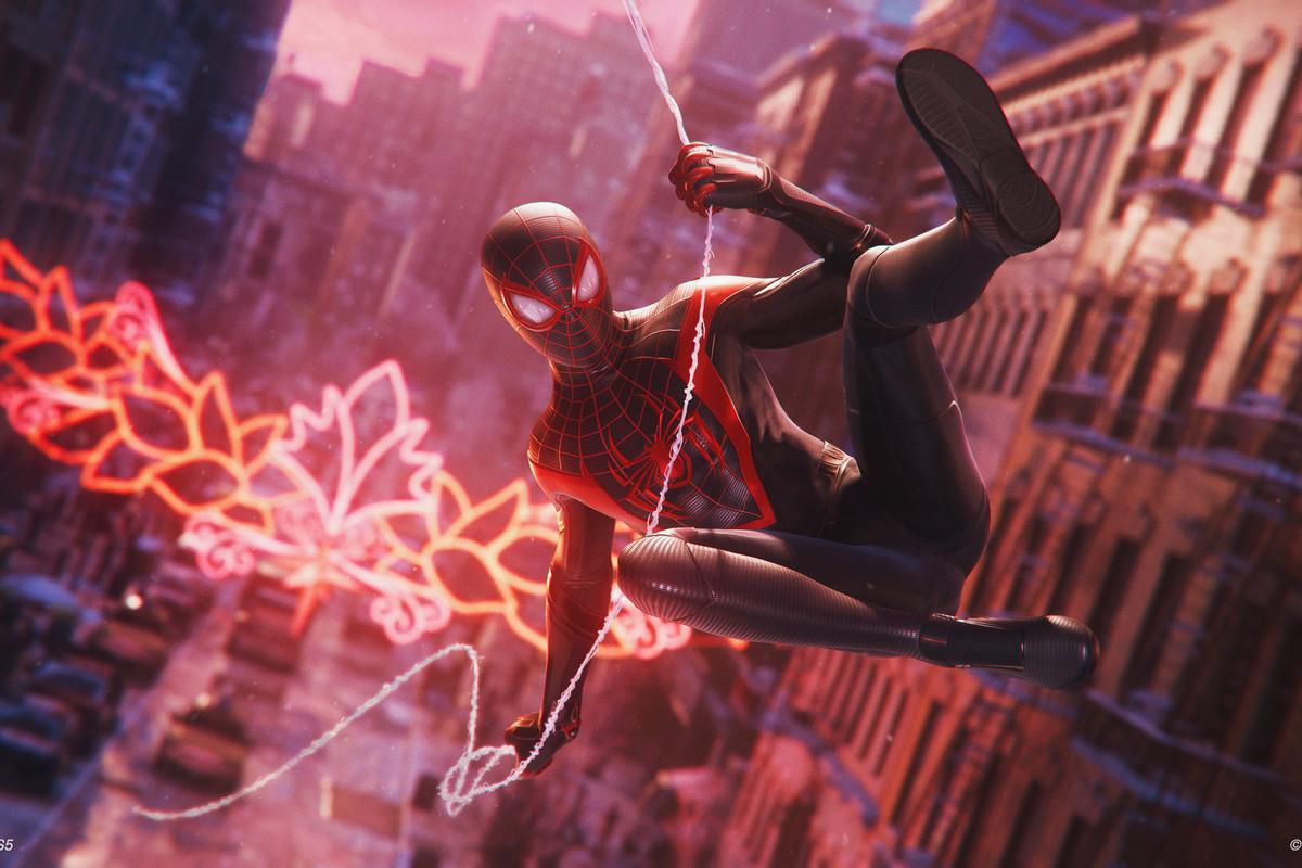 Spider-Man Miles Morales Update
