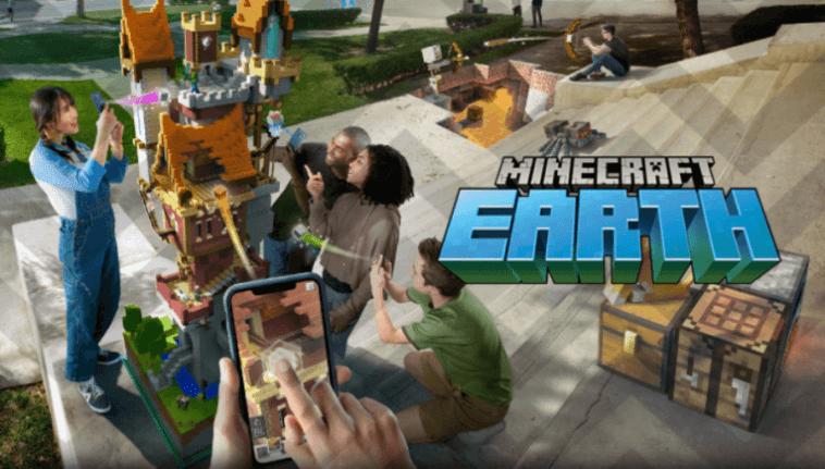 Minecraft Earth Cold Shut-Down