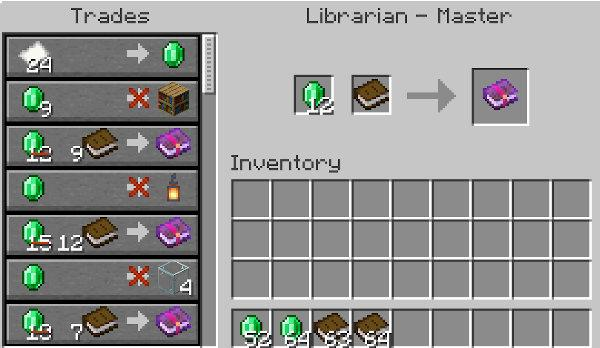 Minecraft Mending Enchantment