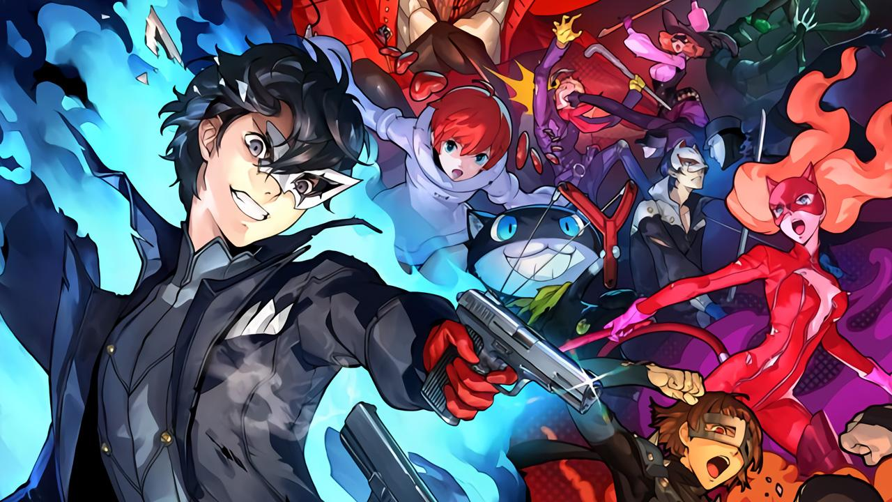 Persona 5 Strikers 1
