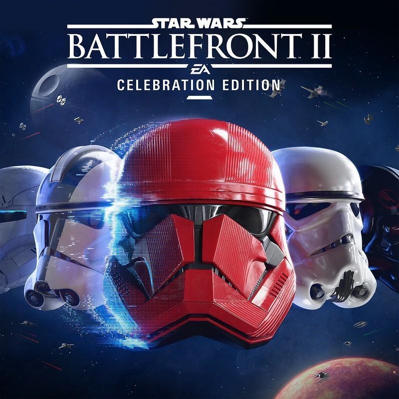 Star Wars Battlefront 2 Celebration Edition 1