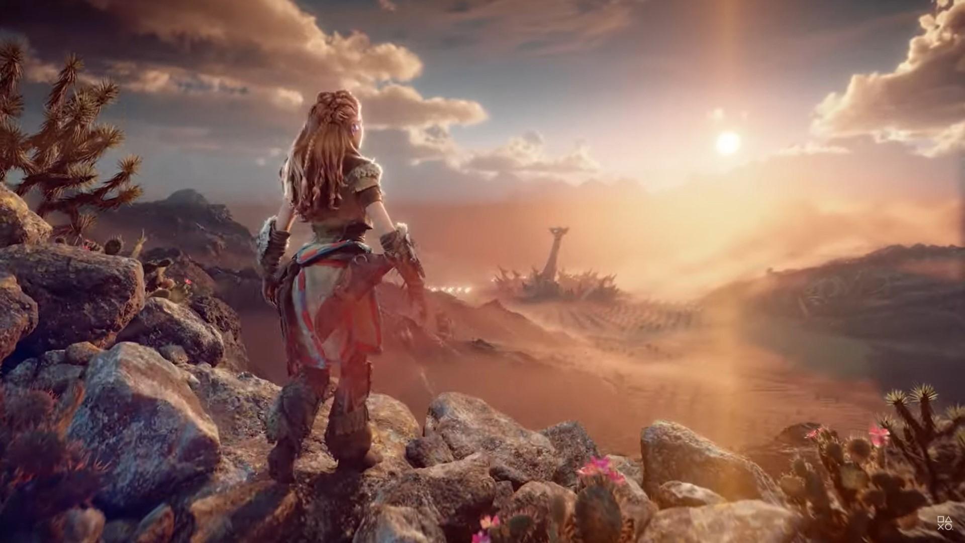 Horizon Forbidden West Storyline gameplay