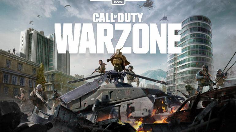 Call of duty: Warzone new skin update