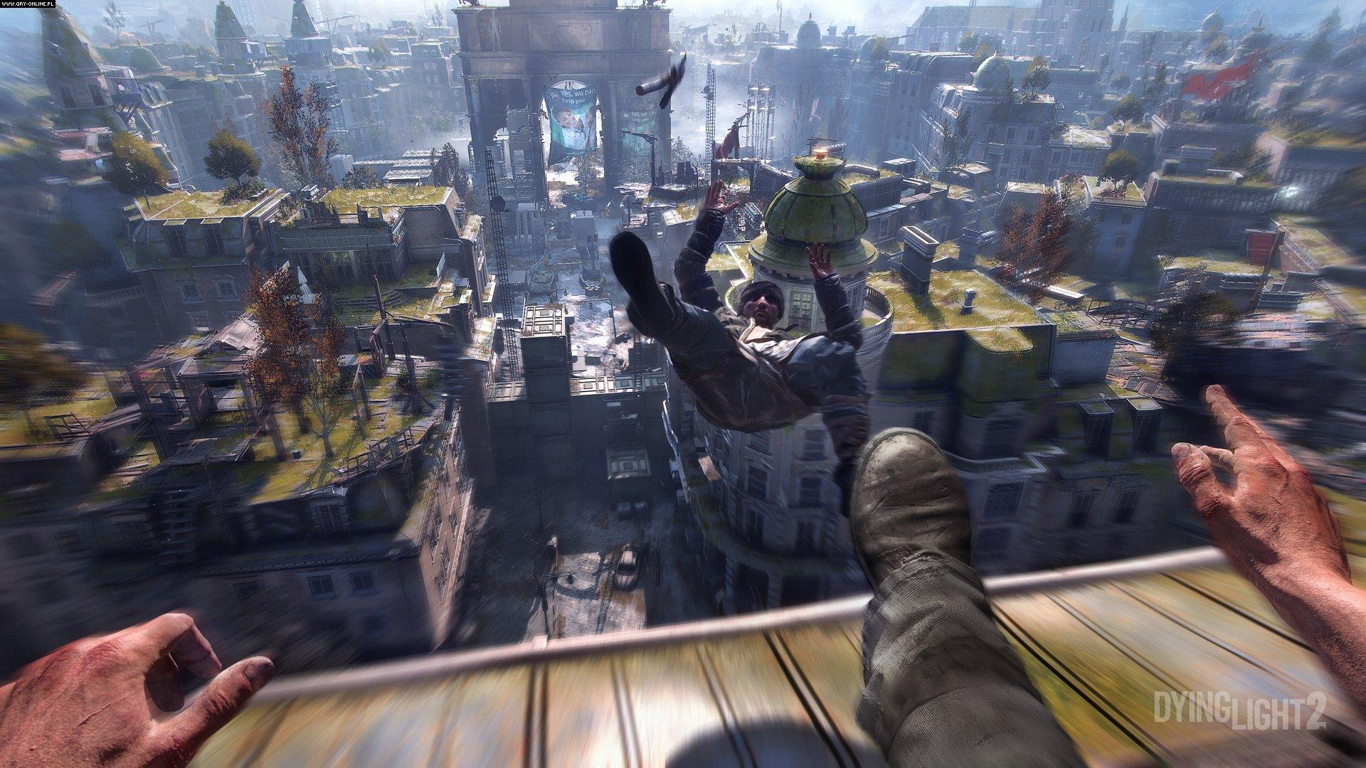 Dying Light 2 briefing