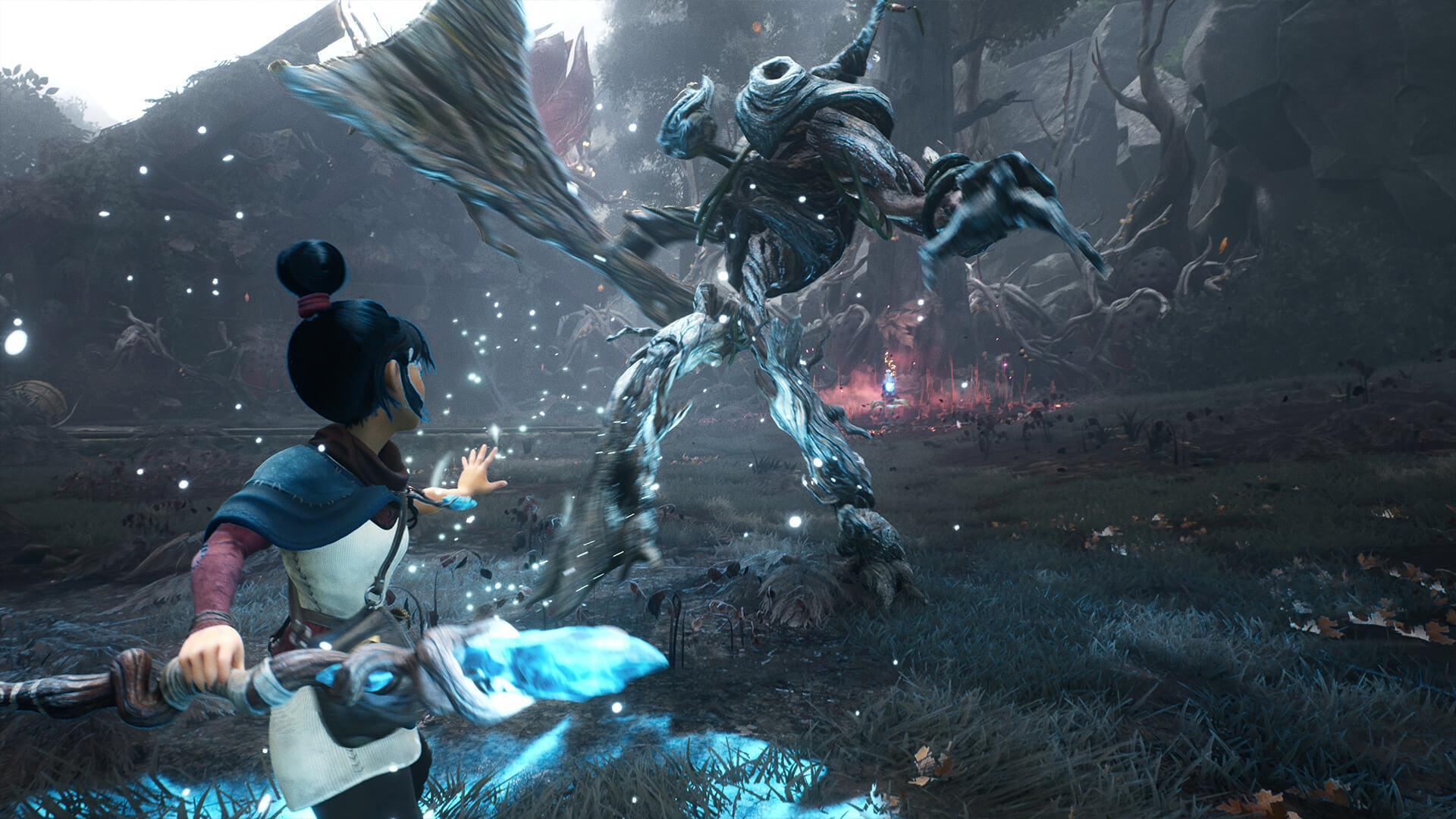 Kena Bridge of Spirits, Release Date, Trailer, Gameplay