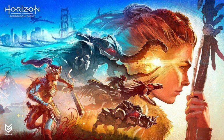 Horizon Forbidden West Updates