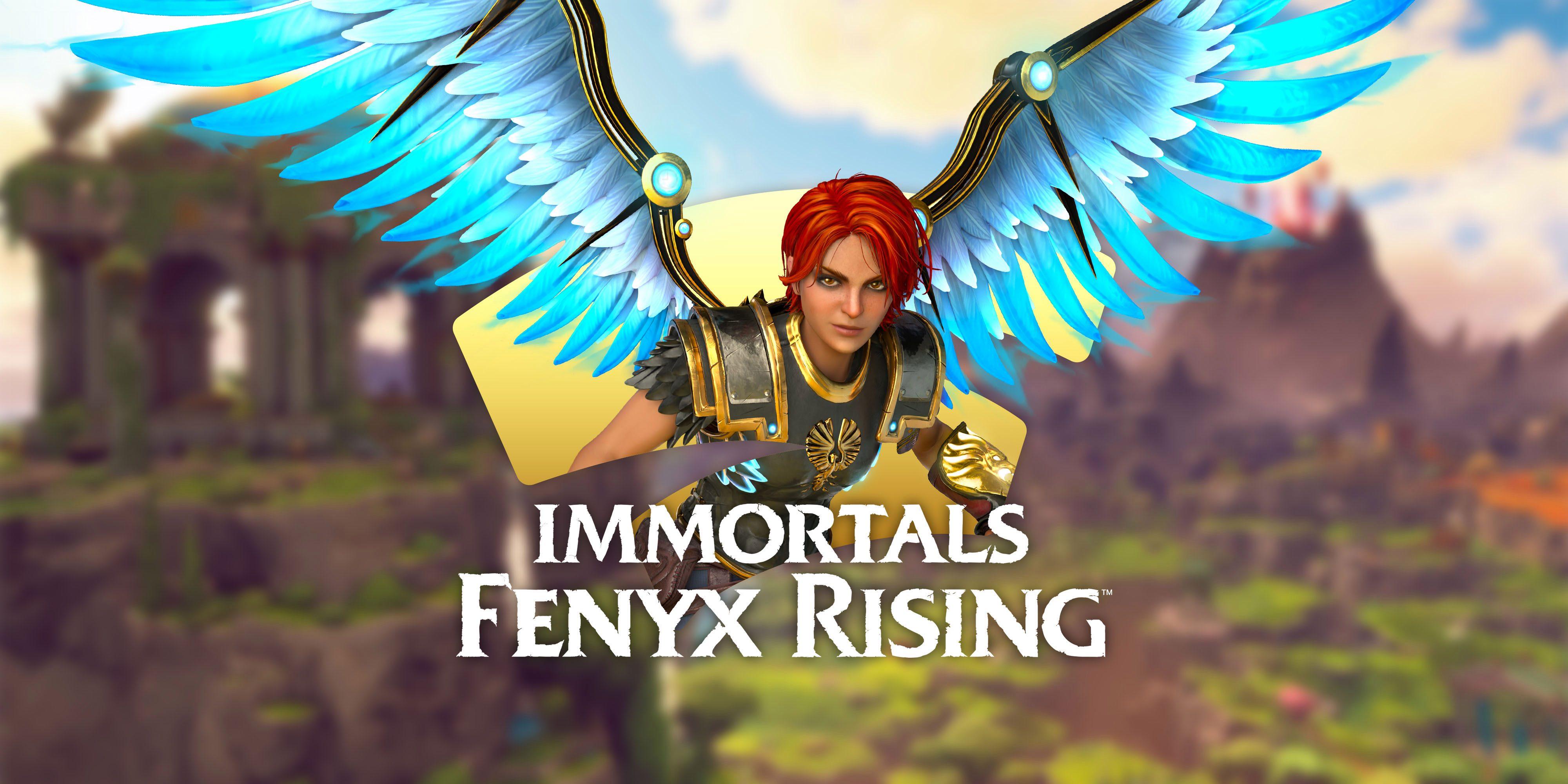 Immortals Fenyx Rising Griffin Location