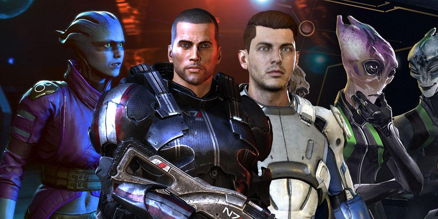 Mass Effect 5 unlocked features