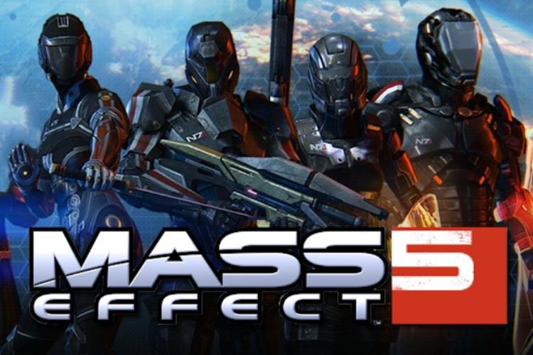 Mass Effect 5 Updates