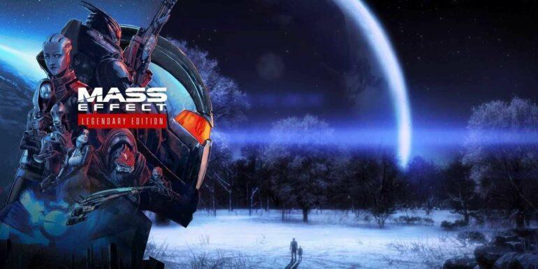 mass effect legendary edition ending