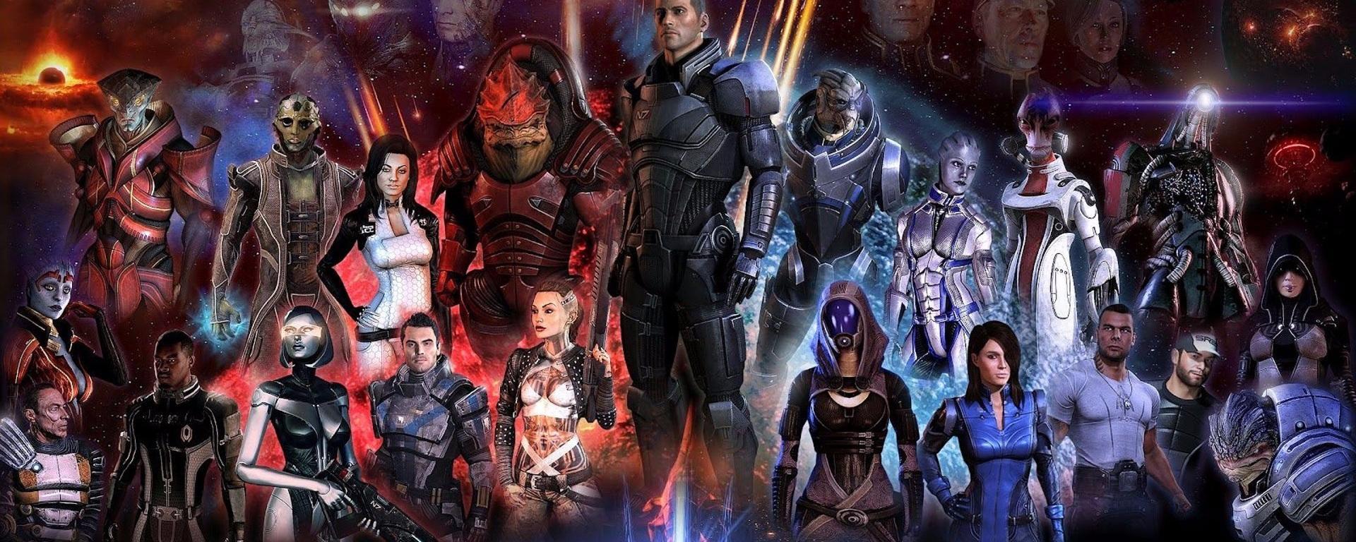Mass Effect 5 Platform Compatibility