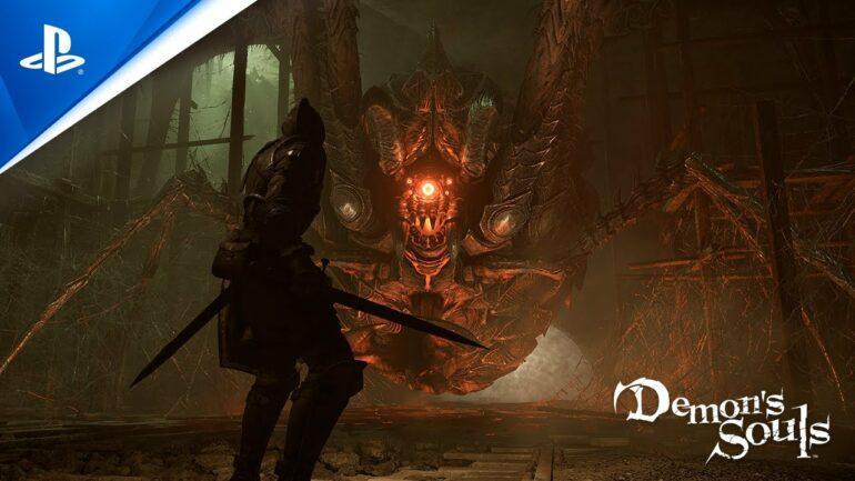 Demon's Soul Find Monument