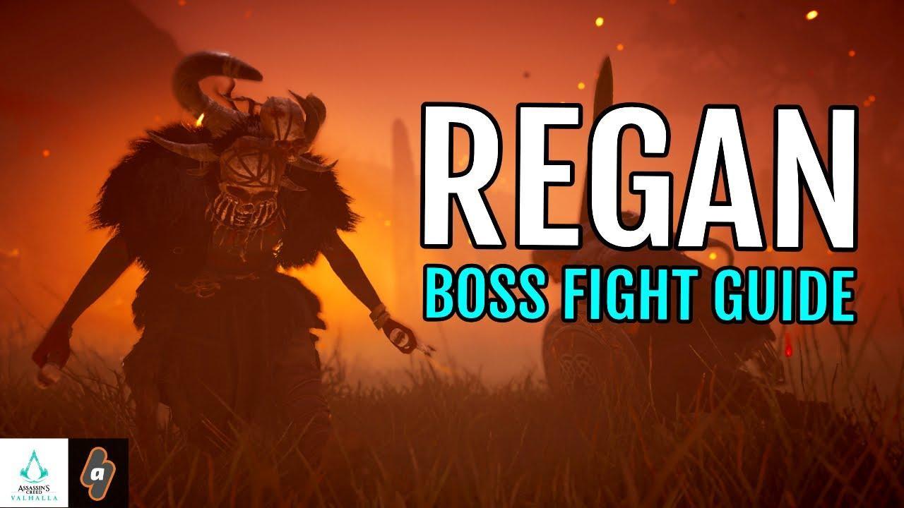 Assassin's Creed Valhalla Defeat Regan