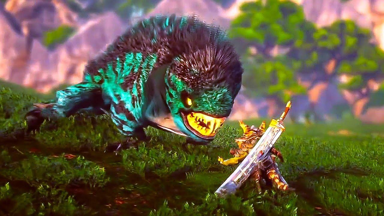 about Biomutant