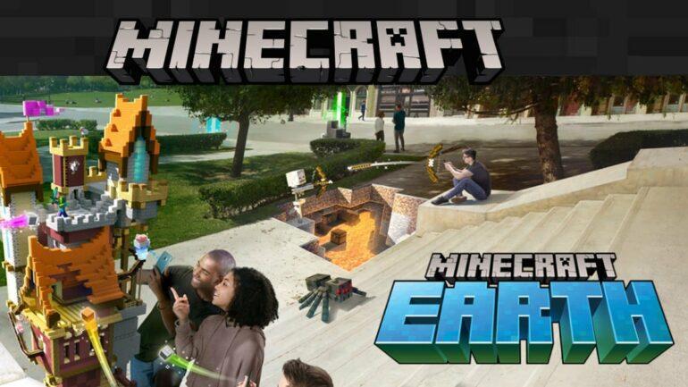 Minecraft Earth Updates