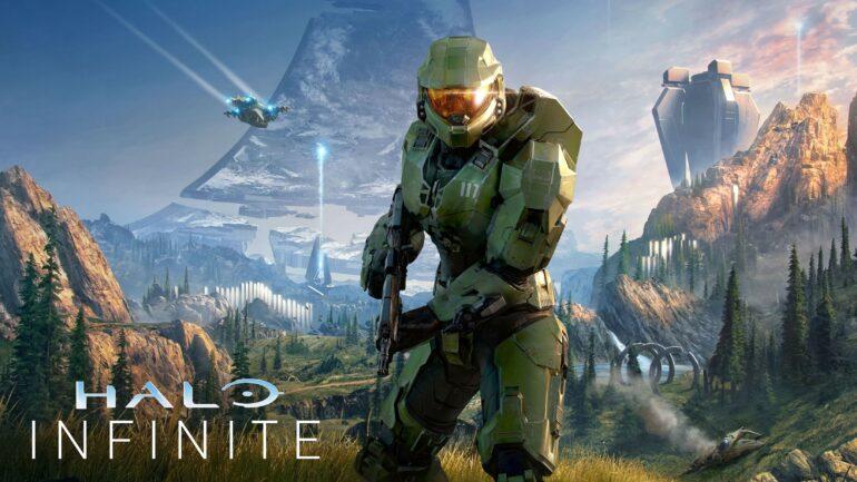 Halo Infinite Updates