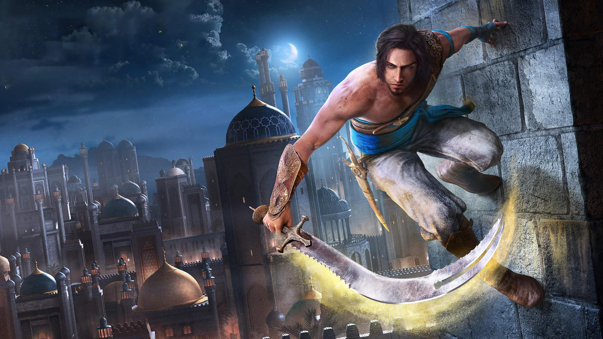 Prince of Persia Sands of Time: Remake for PS4