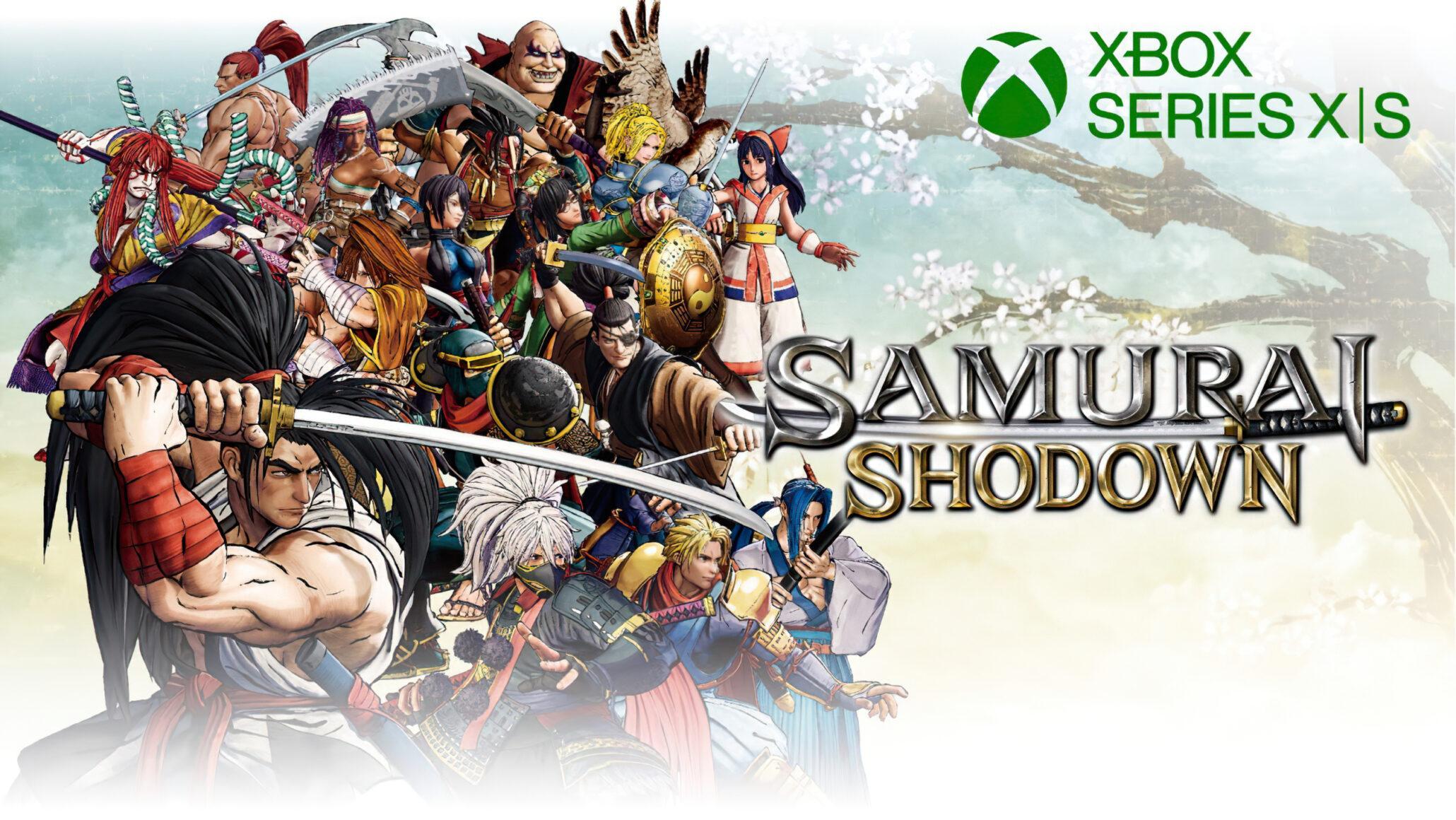samurai shodown xbox HD 2060x1160 1