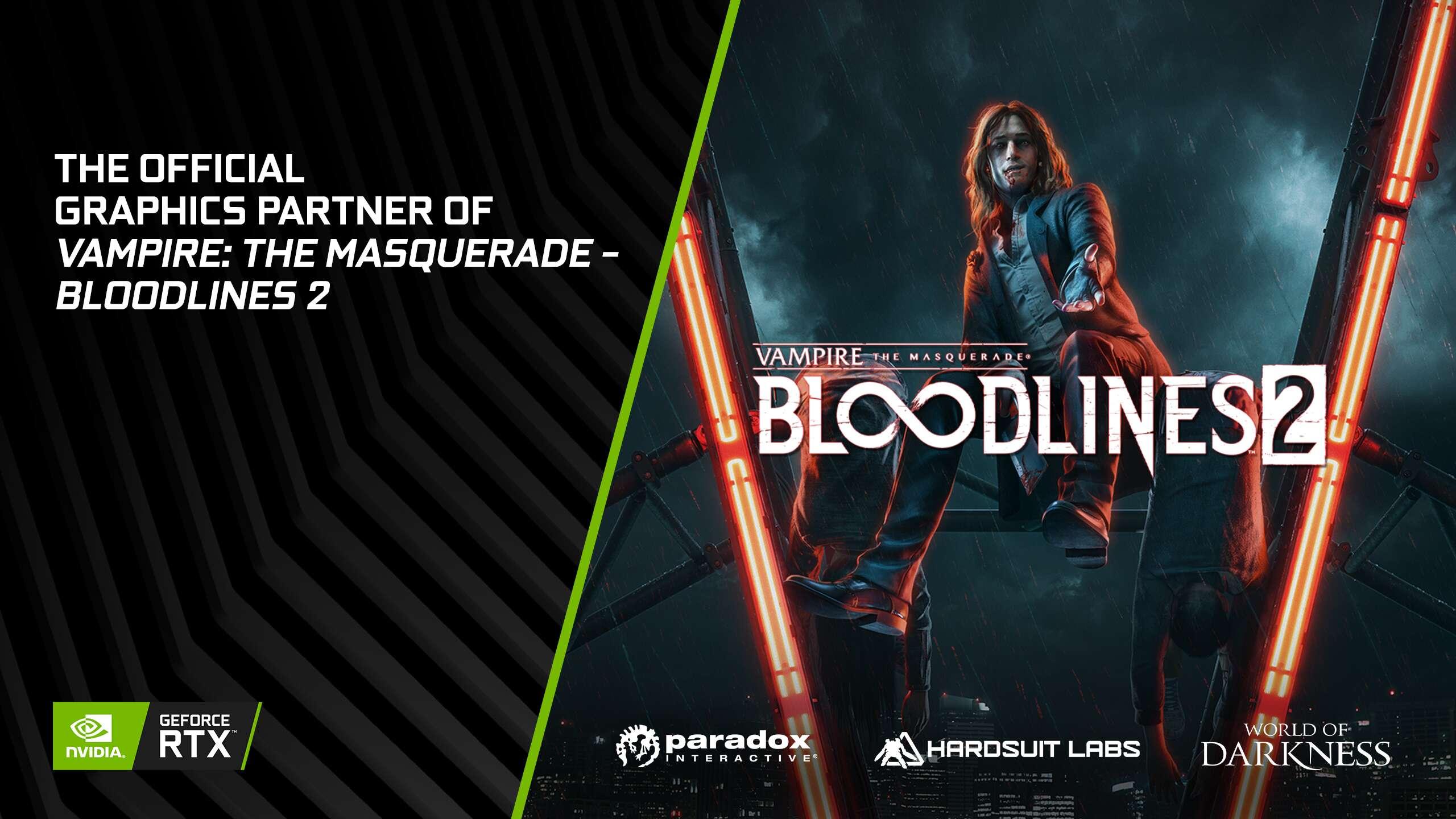 Vampire The Masquerade Bloodlines 2 brief, gameplay