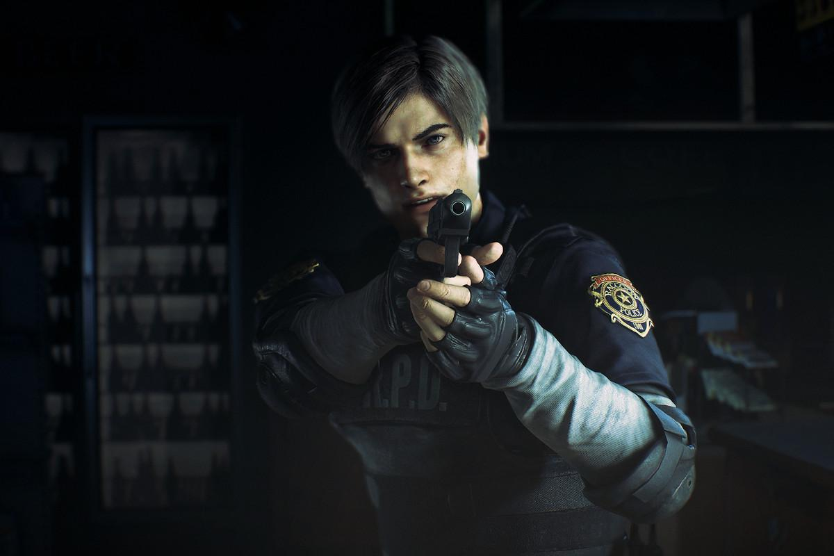 Division 2 Leon Kennedy Outfit
