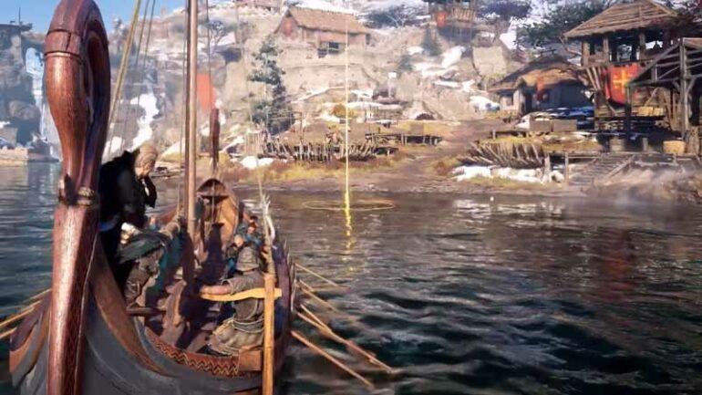 Assassin's Creed Valhalla River Raid Keys