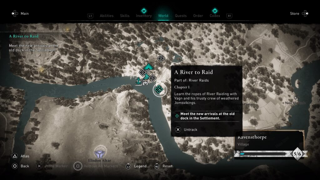 Assassin's Creed Valhalla River Raid Keys