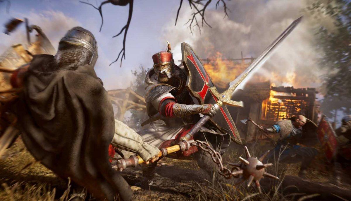 Assassins Creed Valhalla second river map