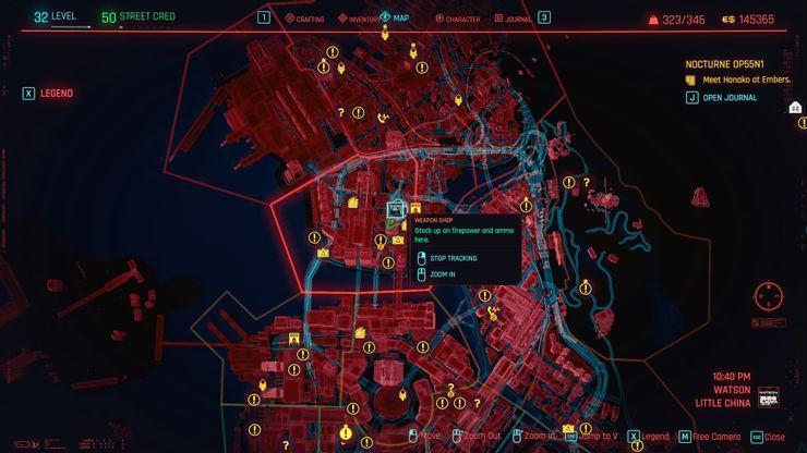 Cyberpunk 2077 Shoot to thrill Gig