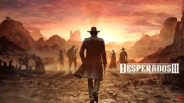 Desperados 3 Defeat Final Boss